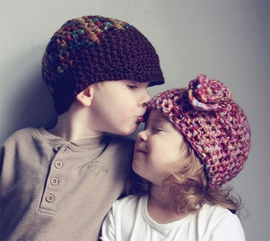 如何让孩子面对接吻镜头?