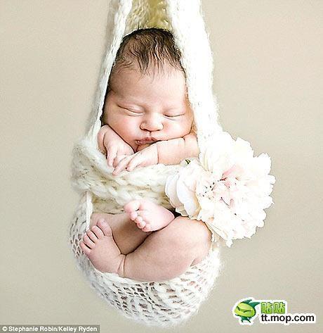 宝宝10种可爱睡姿写真